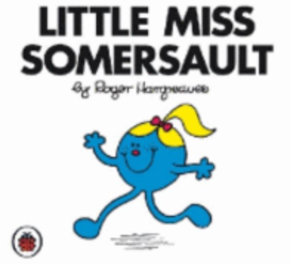 Mr Men and Little Miss: Little Miss Somersault