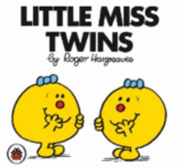 Mr Men and Little Miss: Little Miss Twins