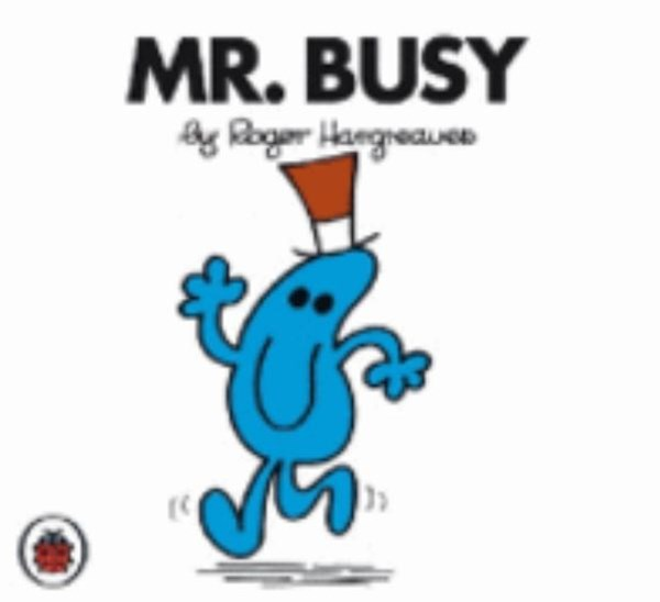 Mr Men and Little Miss: Mr Busy