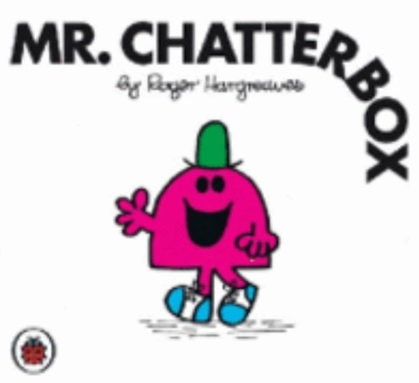 Mr Men and Little Miss: Mr Chatterbox