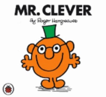 Mr Men and Little Miss: Mr Clever by Roger Hargreaves (9781846462603) - PaperBack - Children's Fiction