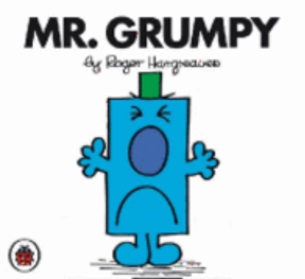 Mr Men and Little Miss: Mr Grumpy