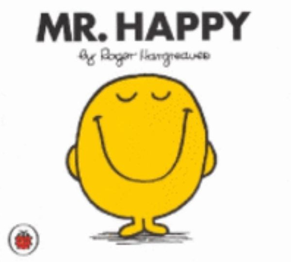 Mr Men and Little Miss: Mr Happy