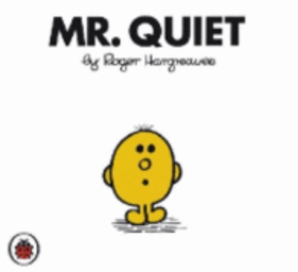 Mr Men and Little Miss: Mr Quiet