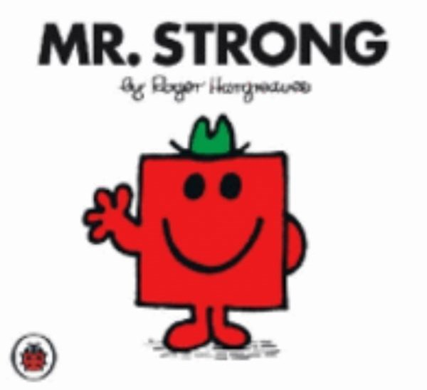 Mr Men and Little Miss: Mr Strong