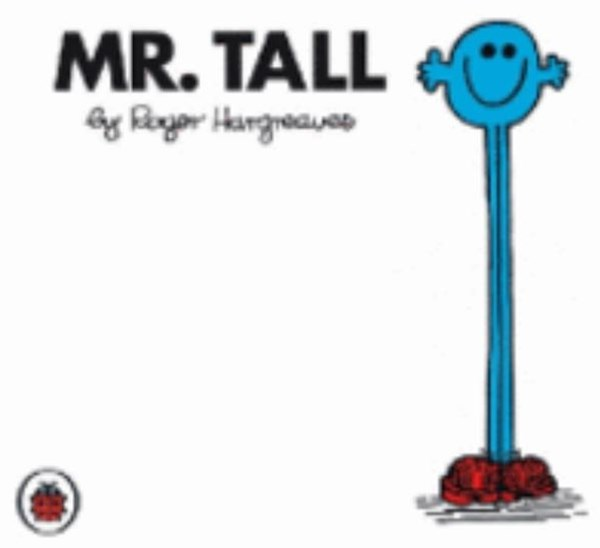 Mr Men and Little Miss: Mr Tall