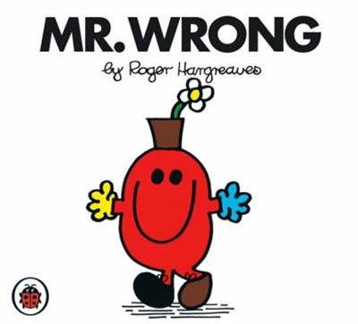 Mr Men and Little Miss: Mr Wrong
