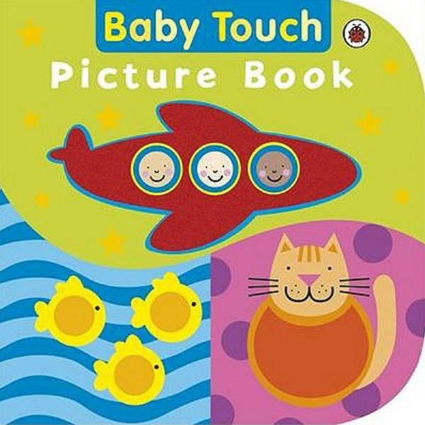 Ladybird Baby Touch: Picture Book