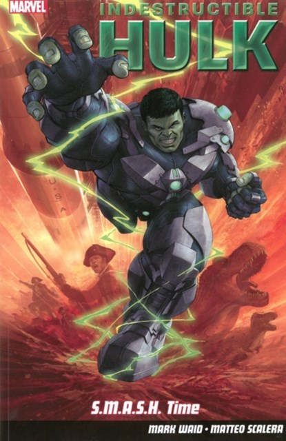 Indestructible Hulk: S.M.A.S.H. Time