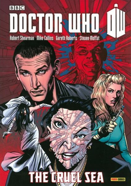 Doctor Who: Cruel Sea