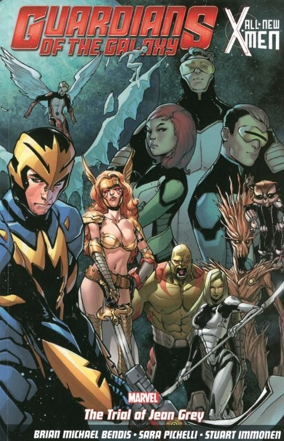 Guardians of the Galaxy: All-New X-Men: the Trial of Jean Grey