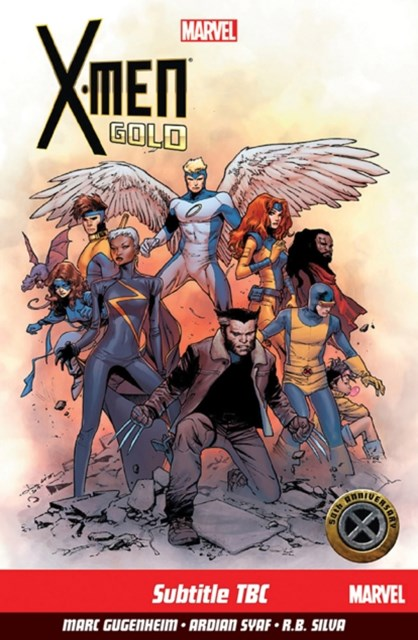 X-Men: Gold Vol. 1
