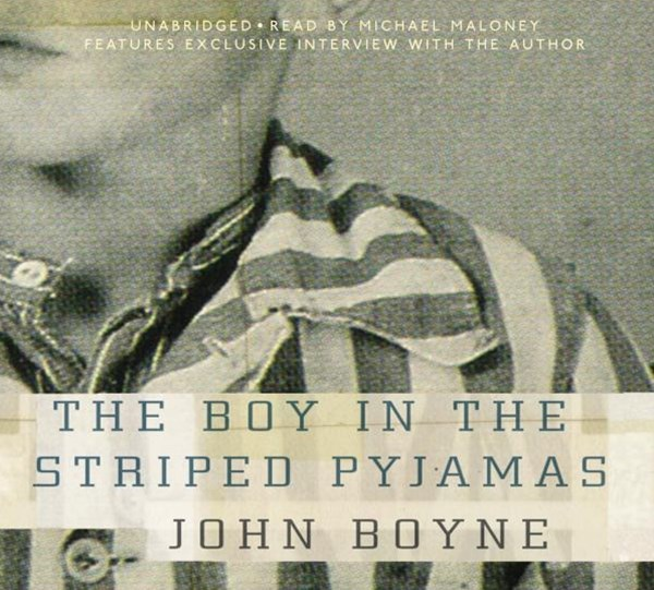 Boy in the Striped Pyjamas, The - CD