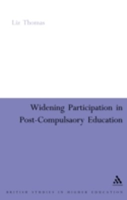 Widening Participation in Post-Compulsory Education