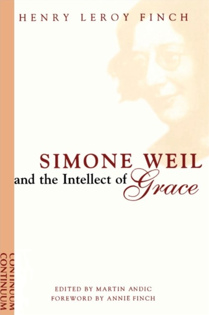 (ebook) Simone Weil and the Intellect of Grace