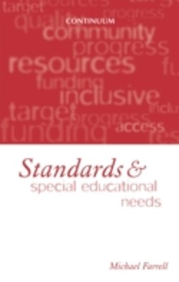 Standards and Special Education Needs