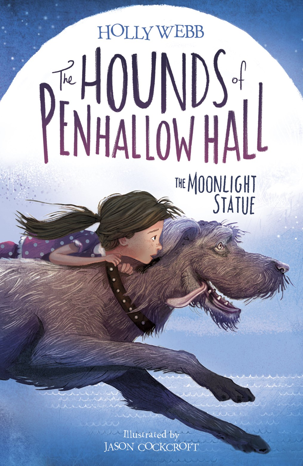 The Hounds of Penhallow Hall: The Moonli
