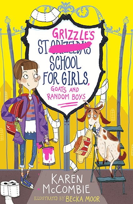 St Grizzle's School for Girls, Goats and