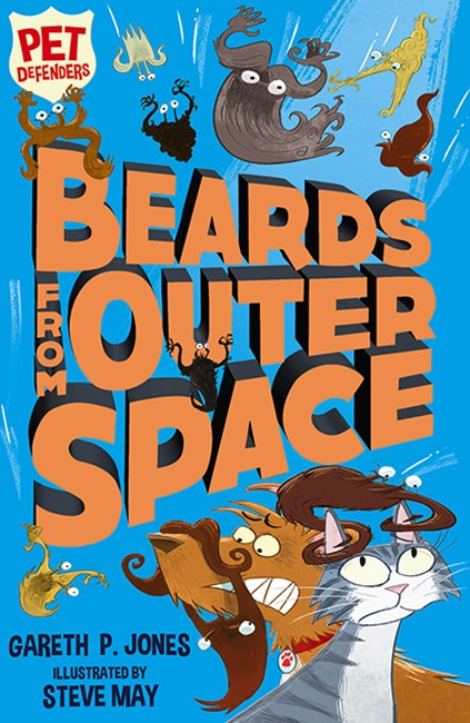 Pet Defenders: Beards from Outer Space