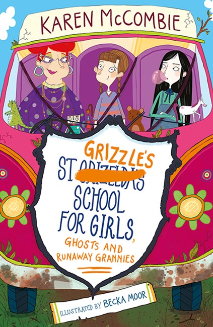 St Grizzle's School for Girls, Ghosts an