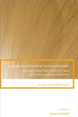 (ebook) Right to Inclusion and Exclusion?