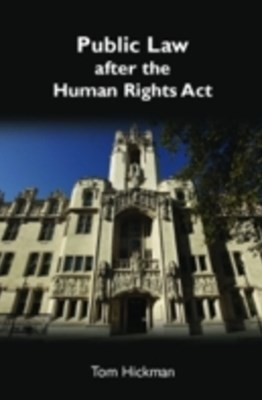 (ebook) Public Law after the Human Rights Act