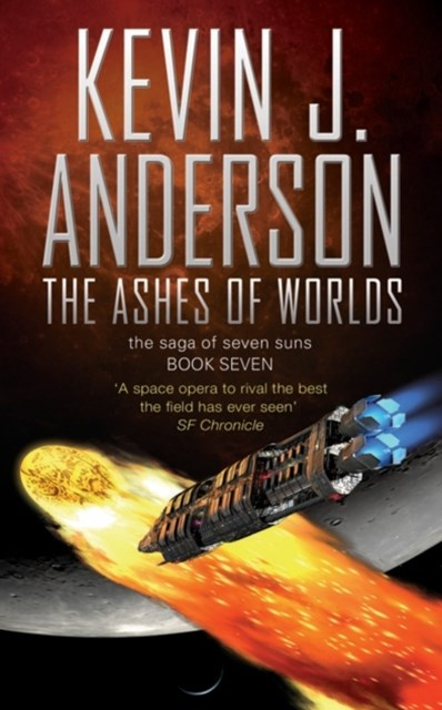 Saga of Seven Suns #7: Ashes of Worlds
