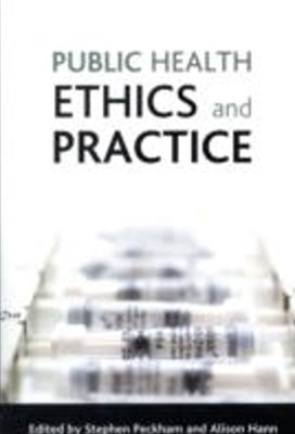 Public health ethics and practice