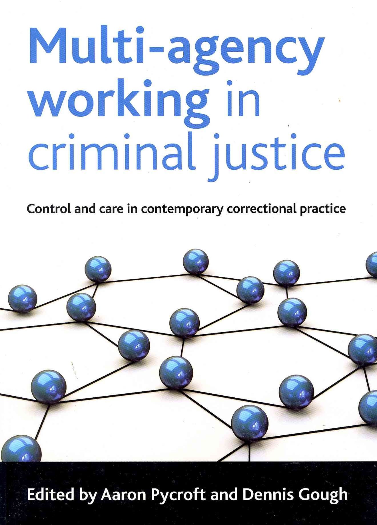 Multi-Agency Working in Criminal Justice
