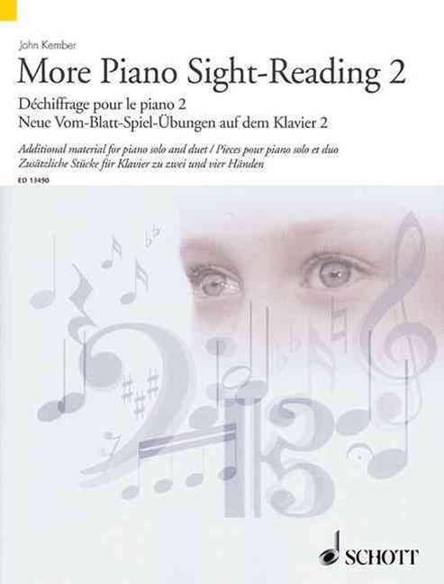 More Piano Sight-Reading 2