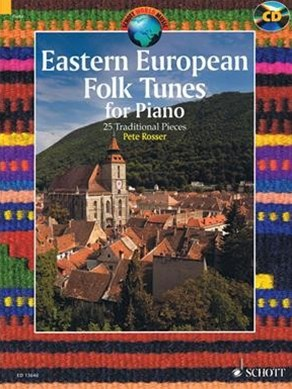 Eastern European Folk Tunes for Piano