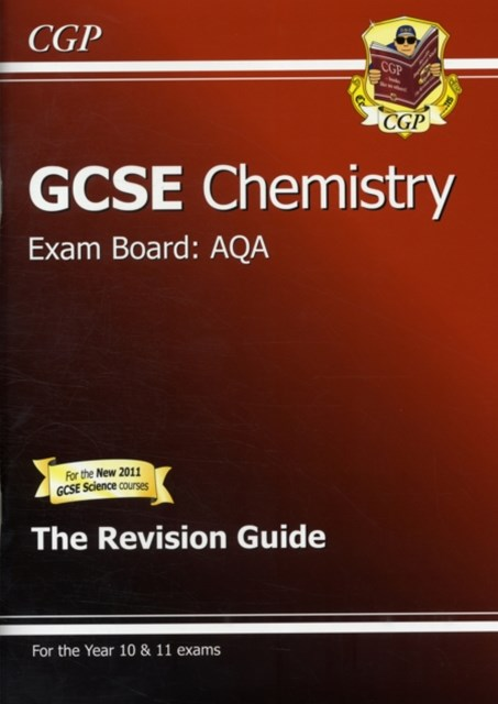 GCSE Chemistry AQA Revision Guide (with Online Edition) (A*-G Course)
