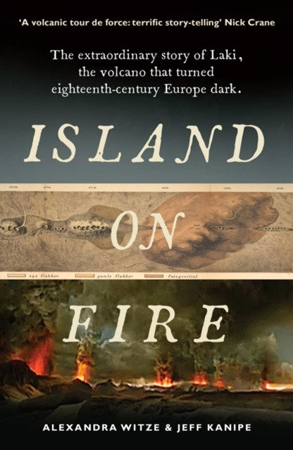 (ebook) Island on Fire