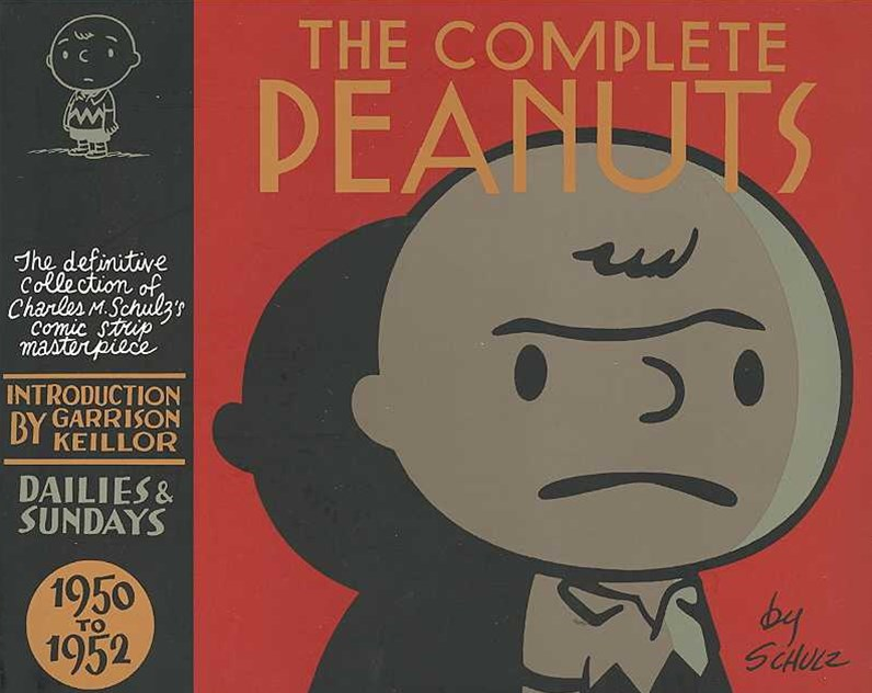 Complete Peanuts 1950-1952 V1