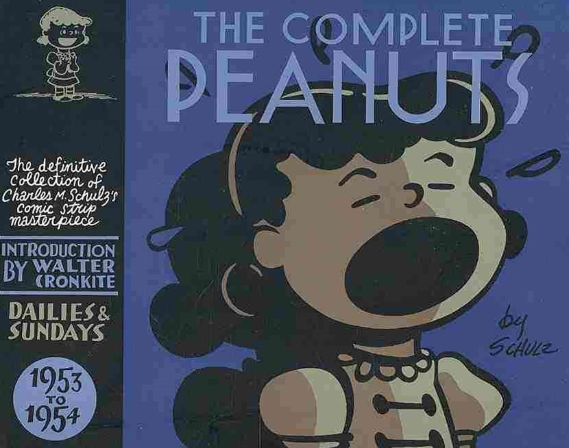 Complete Peanuts 1953-1954 V2