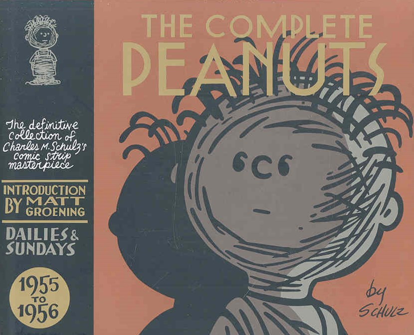 Complete Peanuts 1955-1956 V3