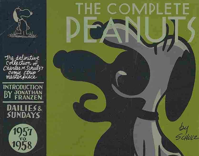 Complete Peanuts 1957-1958 V4