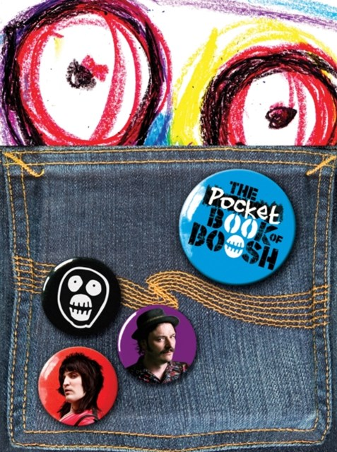 Pocket Book of Boosh
