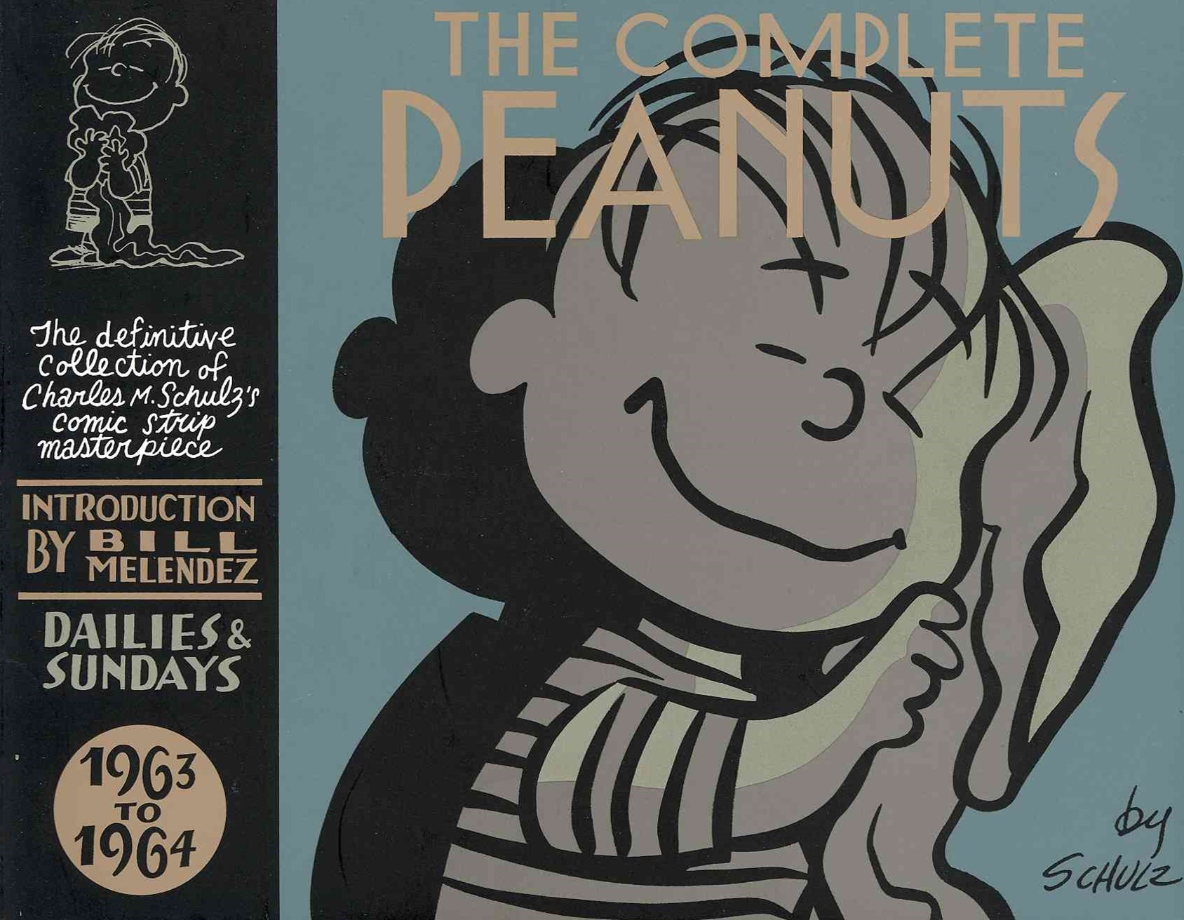 Complete Peanuts 1963-1964 V7
