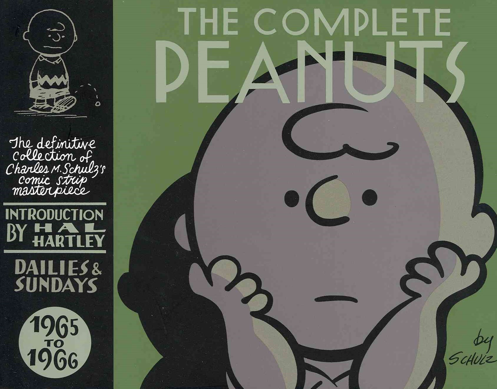 Complete Peanuts 1965-1966 V8