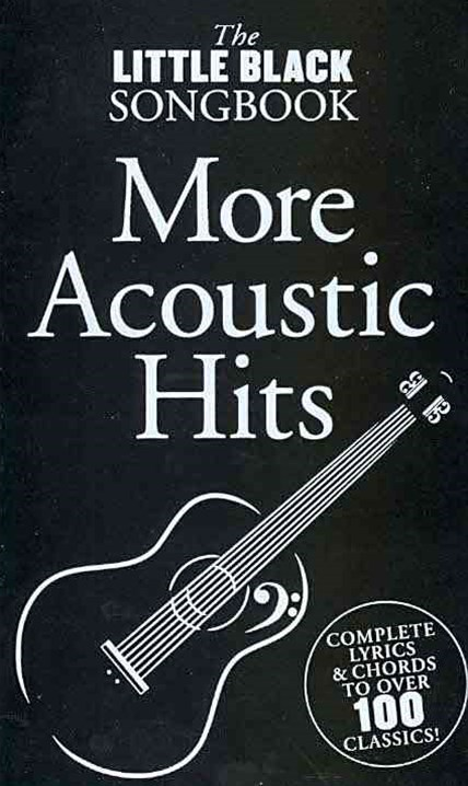 Little Black Songbook: More Acoustic Hits