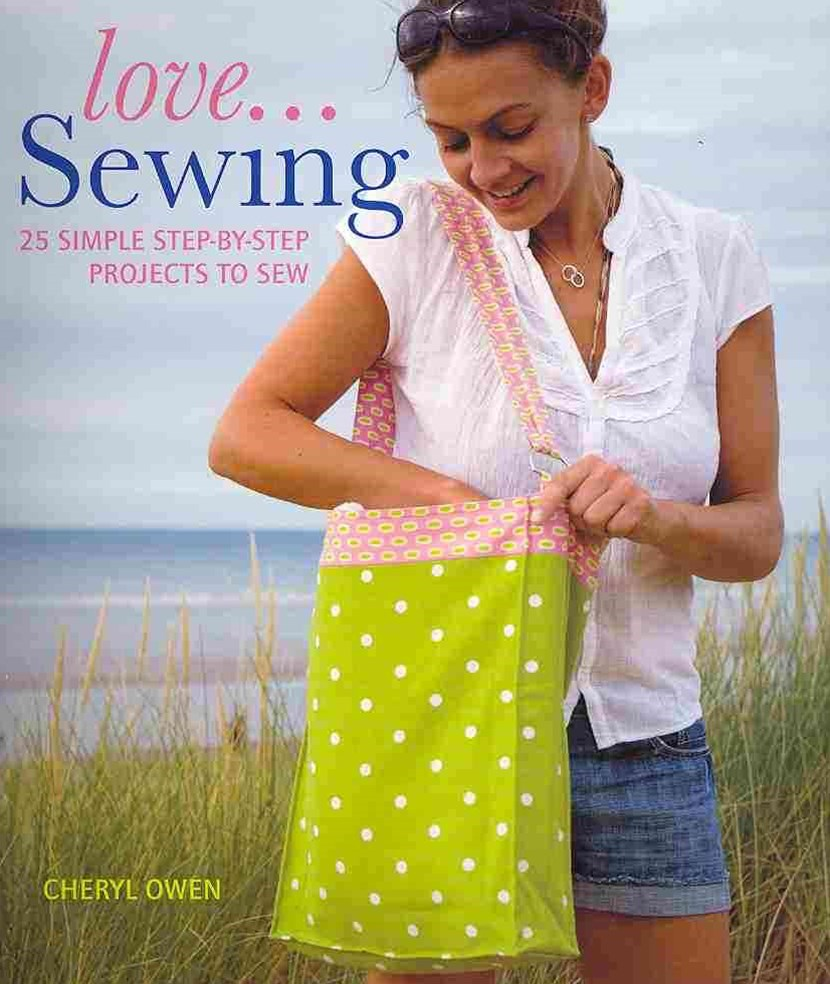 Love... Sewing