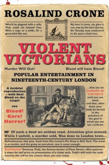 (ebook) Violent Victorians: Popular entertainment in nineteenth-century London