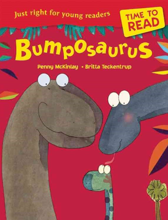 Time to Read: Bumposaurus