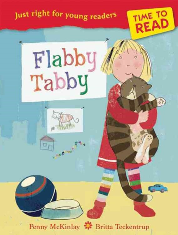 Time to Read: Flabby Tabby