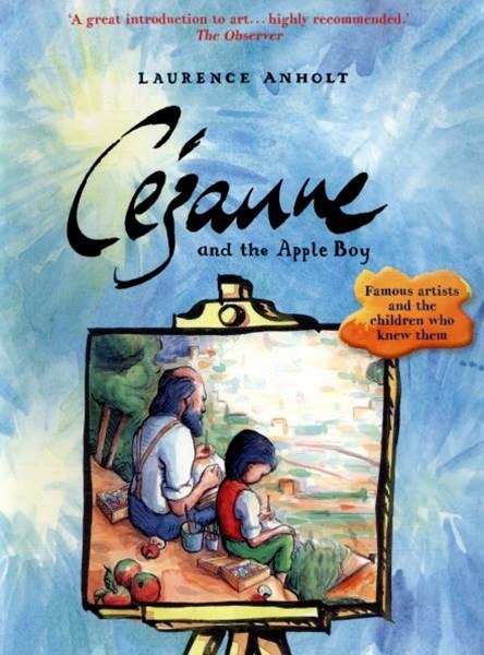 CAczanne and the Apple Boy