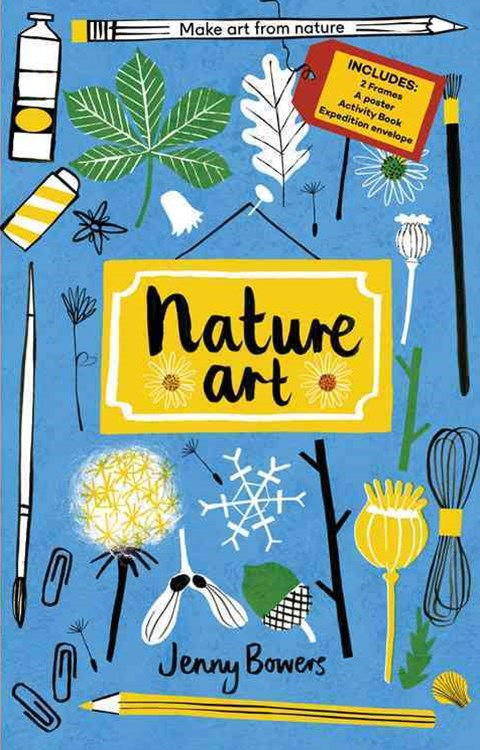 Little Collectors: Nature Art