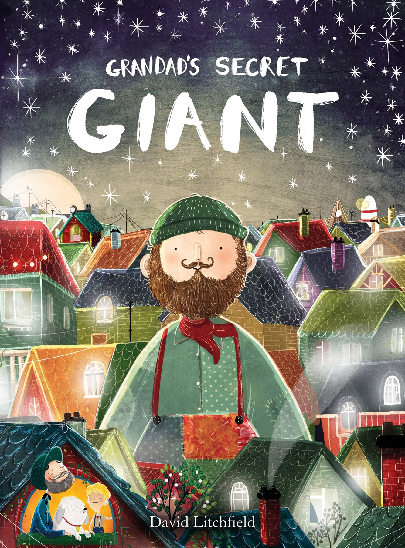 Grandad's Secret Giant