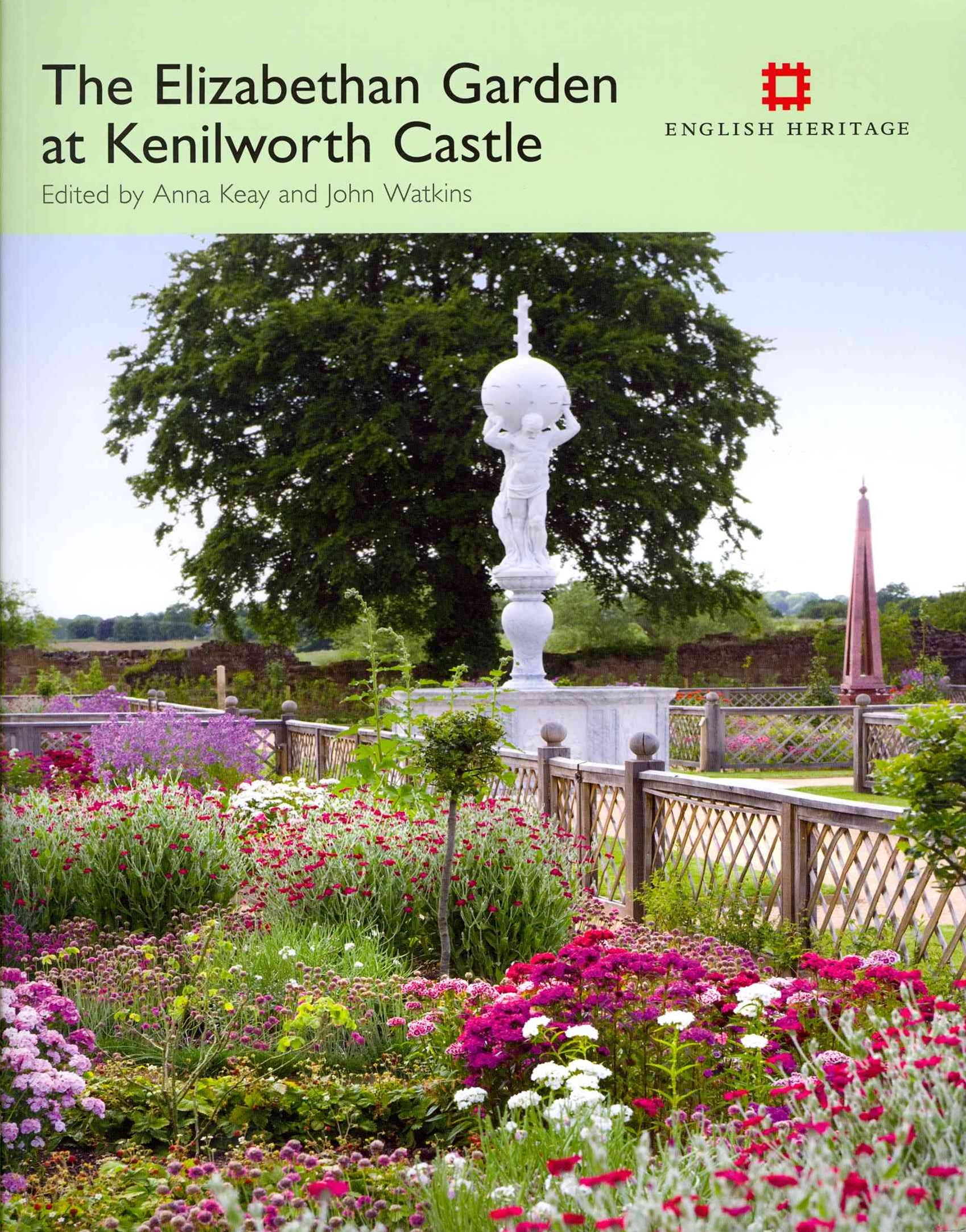 Elizabethan Garden at Kenilworth Castle