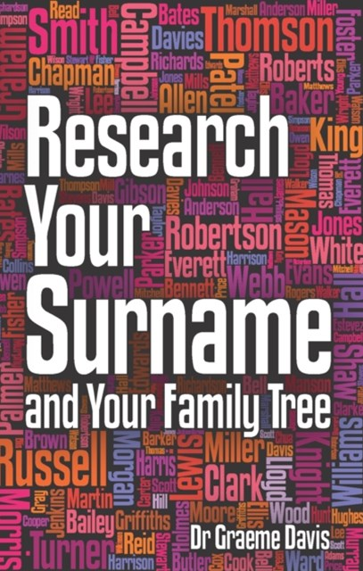 Research Your Surname and Your Family Tree